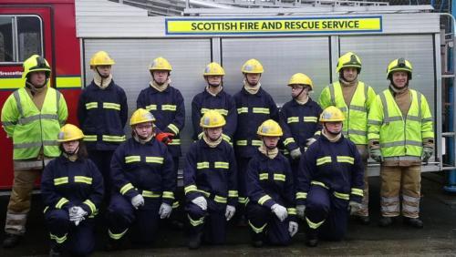 Fire training 2019
