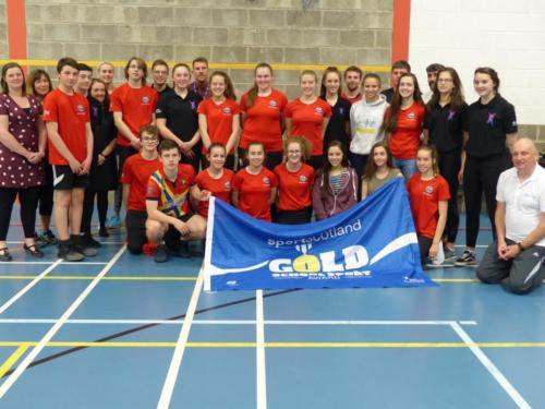 Sport for Scotland Award