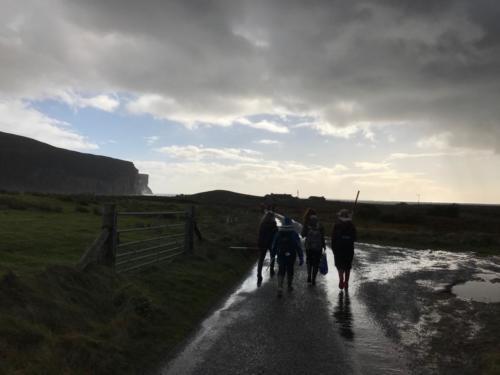 Hoy H Geog Field Trip
